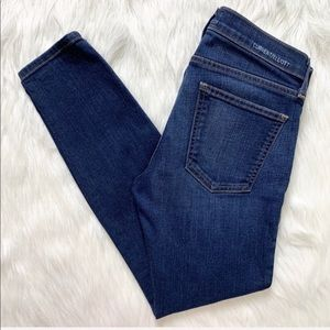 Current/Elliott Stiletto 80's Ankle Skinny Jeans